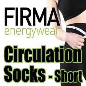 Circulation Socks Short