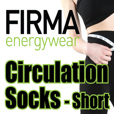 Circulation Socks Short