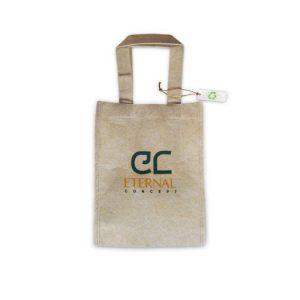 EC Natural Hemp Fabric Bag