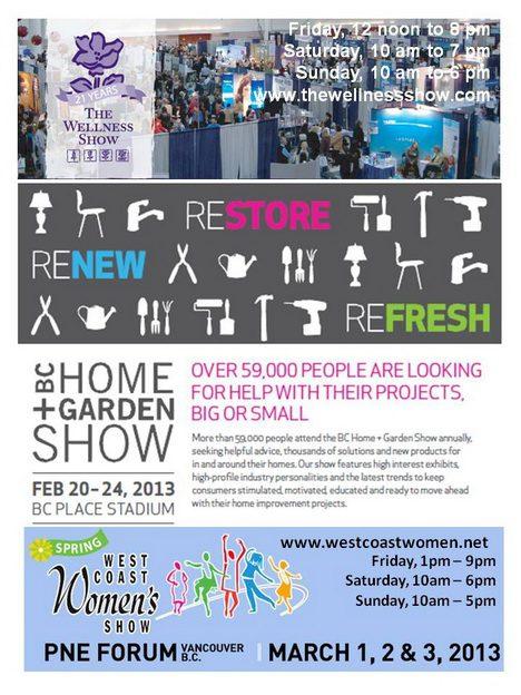 Feb - Mar Upcoming Events